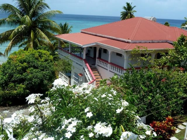 The Mango Cottage, Grand Anse Beach - belmont - Apartment