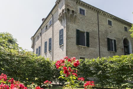 Carming and relax suite in villa - Ravenna
