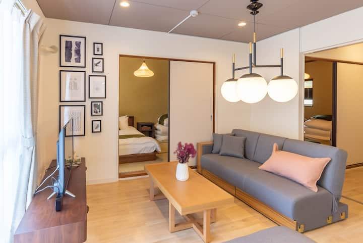 3 mins to Tengachaya/Bijou Suites Pieces01