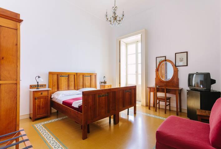 Ortigia Centro Camera Vista Mare - Syrakus - Bed & Breakfast