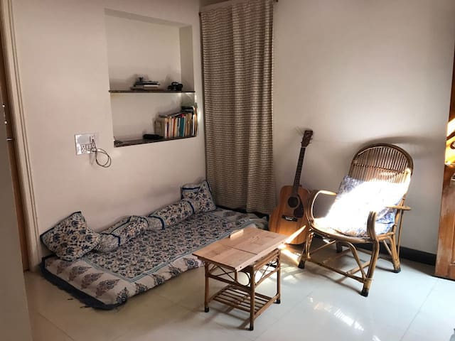 Cozy private room in Koramangala - Bangalore - Appartement