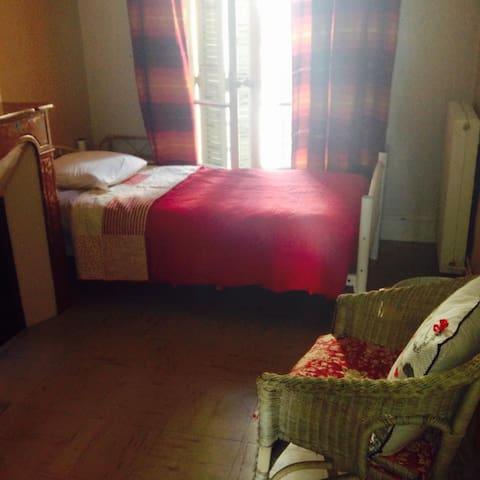 chambre centre ville marseille - Marsella - Apartamento