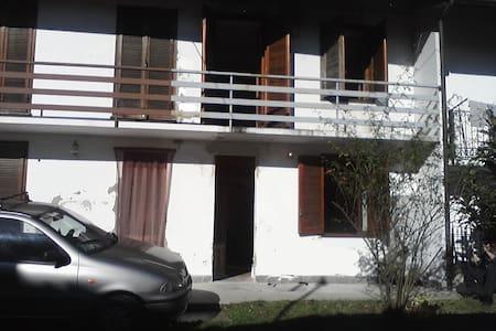 Camera immersa nel verde - Lauriano - Casa