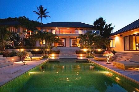 Luxury Seaview Room 4 Budget Price - Ko Samui