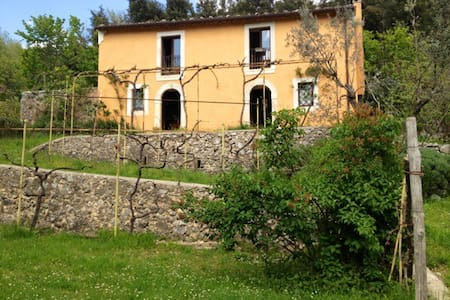 Country house in a wonderful park - Balsorano Nuovo - 別荘