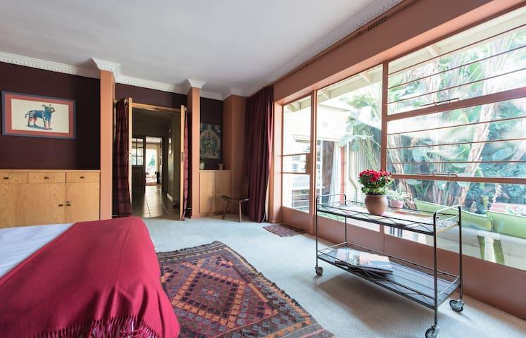 Garden Room Sandton - Sandton - Hus