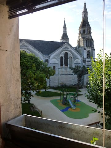 le nid mansardé - Périgueux - Apartment