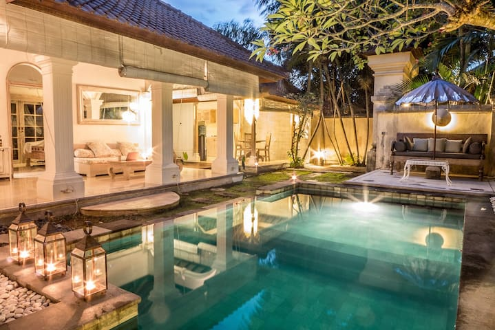 Right on the doorstep of Seminyak