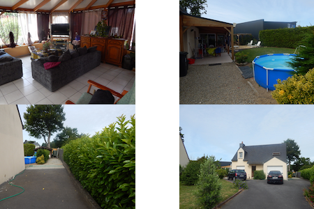 Maison conviviale - Monterblanc