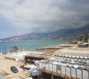 Amazing Chalet in Jounieh Bay Aigue Marine - Kesrouane - Шале