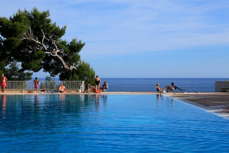 Petit paradis en bord de mer - แบนดอล - อพาร์ทเมนท์