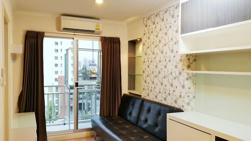 Fully furnished 1 bedroom Riverview - Bangkok - Flat