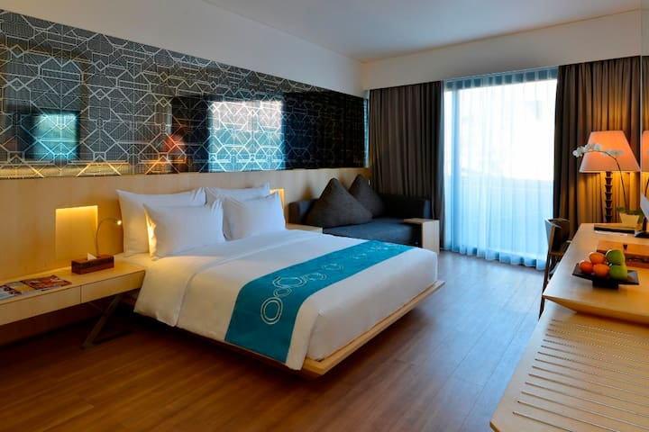 Great couple room in Bali - Bali - Apartment