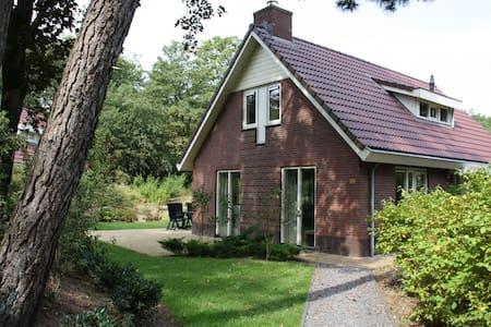 Prachtige vakantiewoning voor families en vrienden - Garderen - Villa