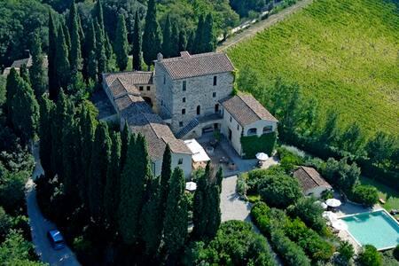 Castello di Orgiale Charme Residenz - Castelnuovo Berardenga