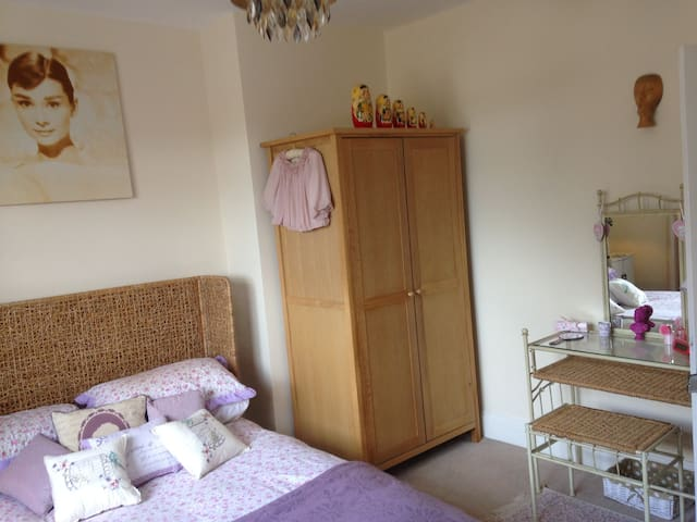 Beautiful large double room!