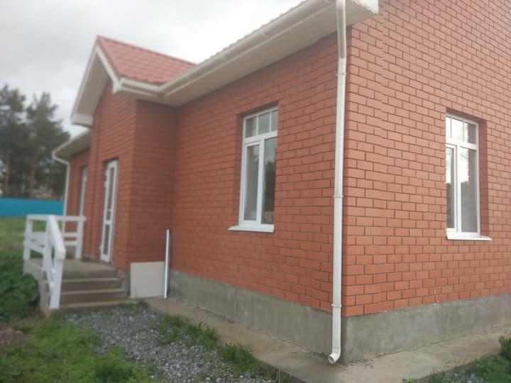 Дом с прекрасным видом в Екатеринбурге
