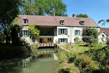Le Moulin de Saint Augustin - Saint-Augustin - Bed & Breakfast