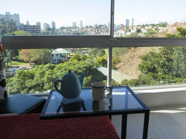 Sydney Studio Aquarius + parking - Roslyn Gardens - Appartement