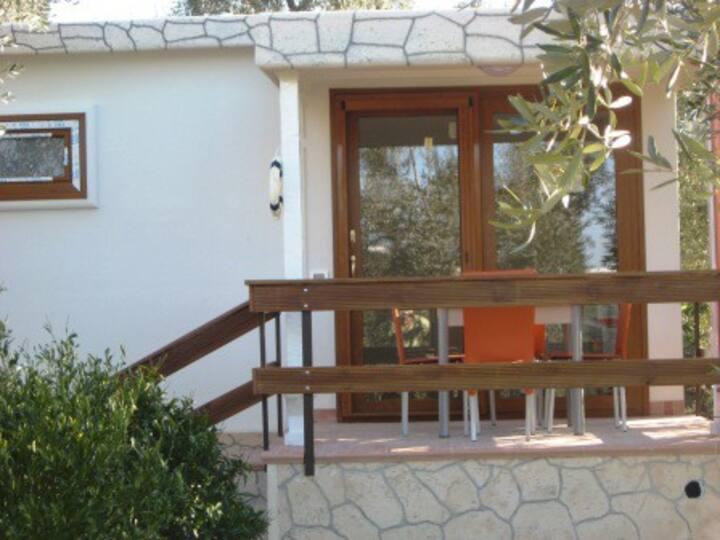 New independent villa trilocale