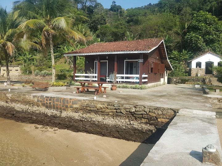Casa Recanto do Comantante - Ilha Comprida - Angra