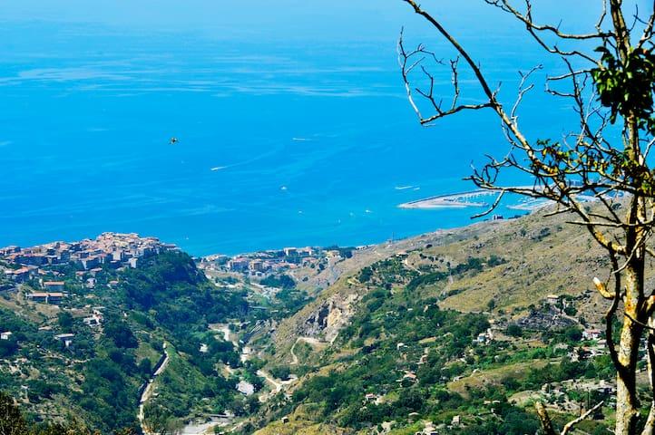 Relax e natura a 10 km dal mare! - Cetraro - House