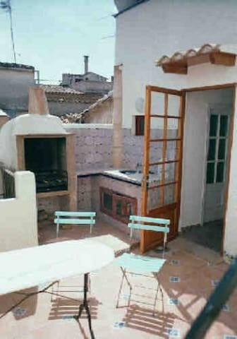Rooftop with terrace - Palma - Flat