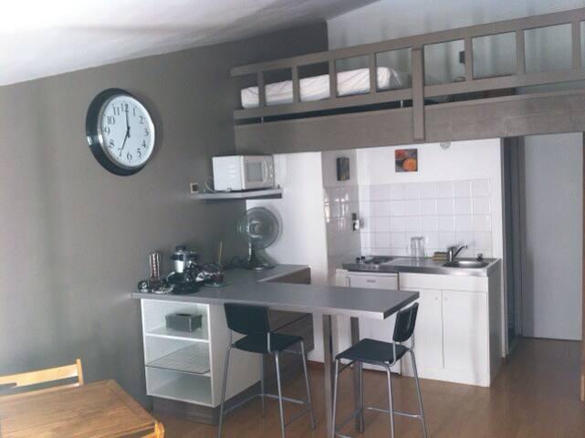 Appartement Avignon Intra Muro - Avignon - Rumah