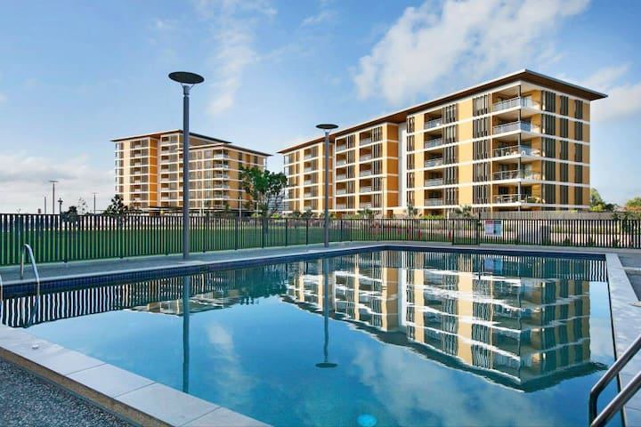 1BR Waterfront executive apartment - Darwin - Lägenhet