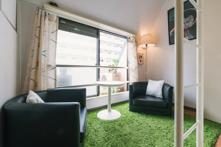LOFT NEST B: Hip Daimyo ++LOCATION - Fukuoka
