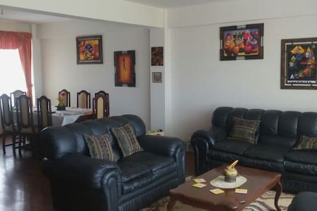 Apartment for The Carnival in Oruro 2017 - Oruro - Wohnung