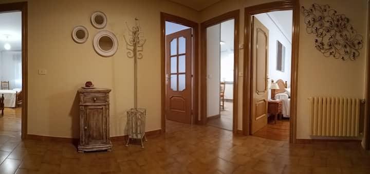 Acogedor apartamento en Ribeira Sacra