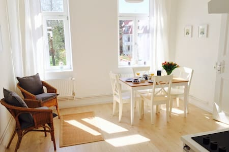 Nur wenige Schritte in die Altstadt - Appartement