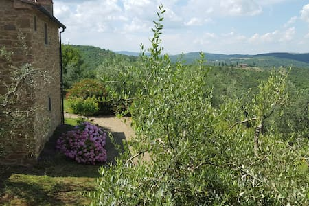 Relaxation and wellbeing - Monte San Savino - Apartamento