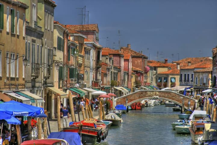 VENICE (MURANO) HOLIDAYS APARTMENT
