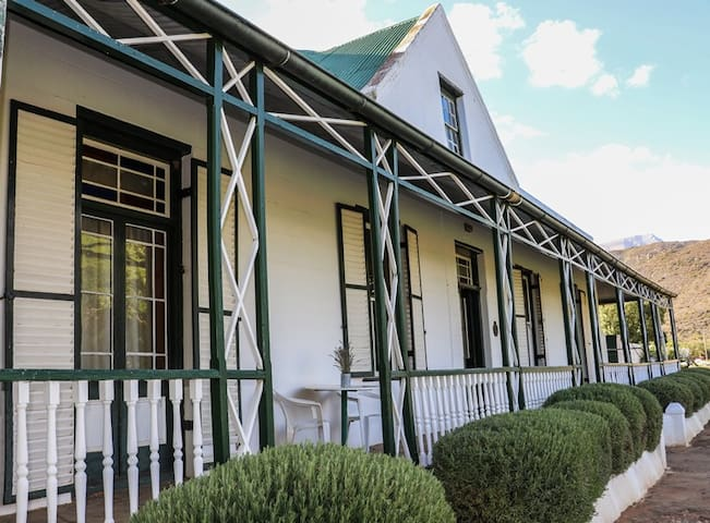 Vredelus Farm Stay Self-catering Unit 1