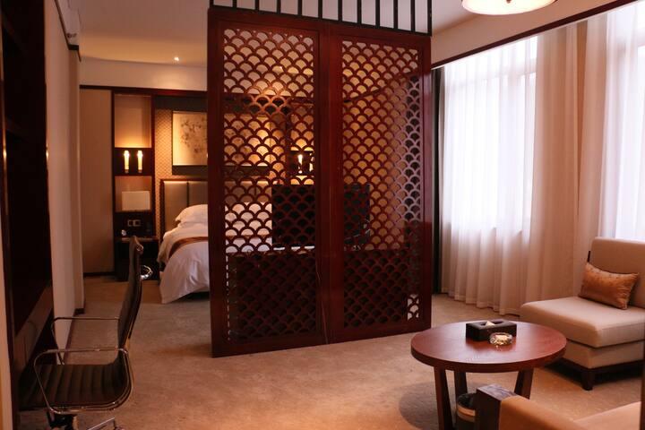 氧吧舒适总统套房 - 无锡市 - Lägenhet