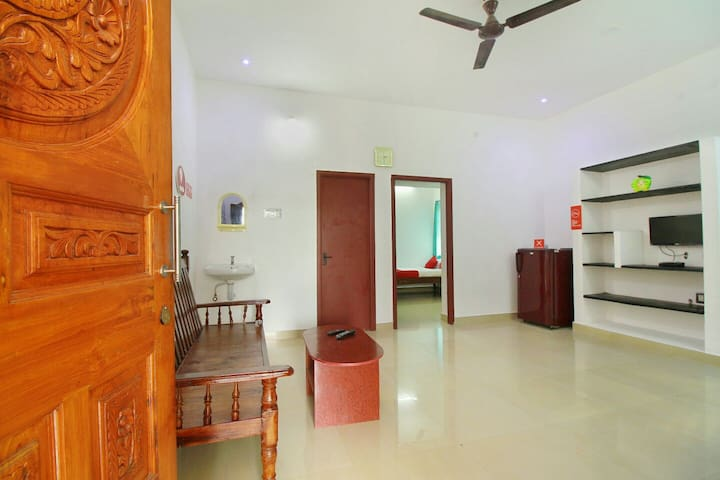 2BHK Home stay @ Auroville.