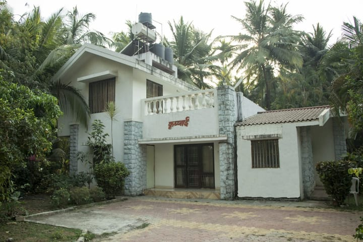 Krushnai Holidays ||4 BHK Villa with Swimming Pool