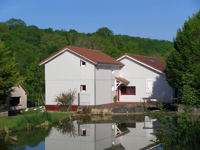 Domaine du Moulin Neuf - Boismont - Bed & Breakfast