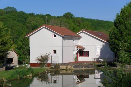 Domaine du Moulin Neuf - Boismont - 家庭式旅館