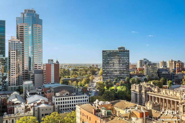 Paris End Apartment Sheraton (2 bd) - Melbourne - Byt