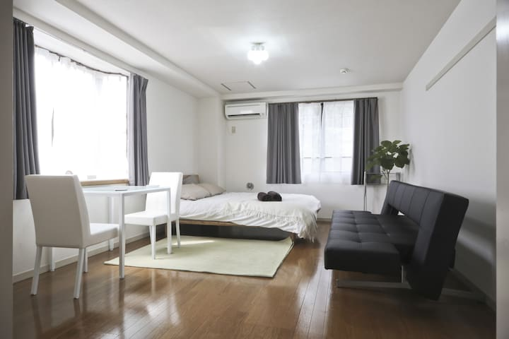 3 min Shimokita, free portable wifi - Setagaya-ku - Apartment