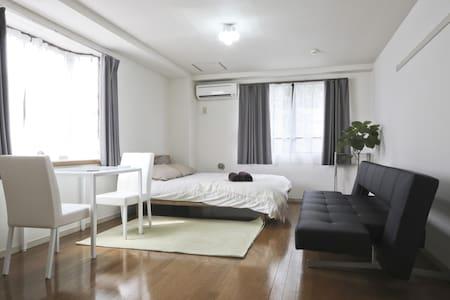 3 min Shimokita, free portable wifi - Apartemen