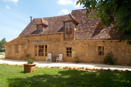 Renovated farmhouse in the country. - Limeuil