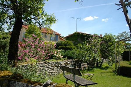 Rural gite in stunning setting - Parzac - Huis