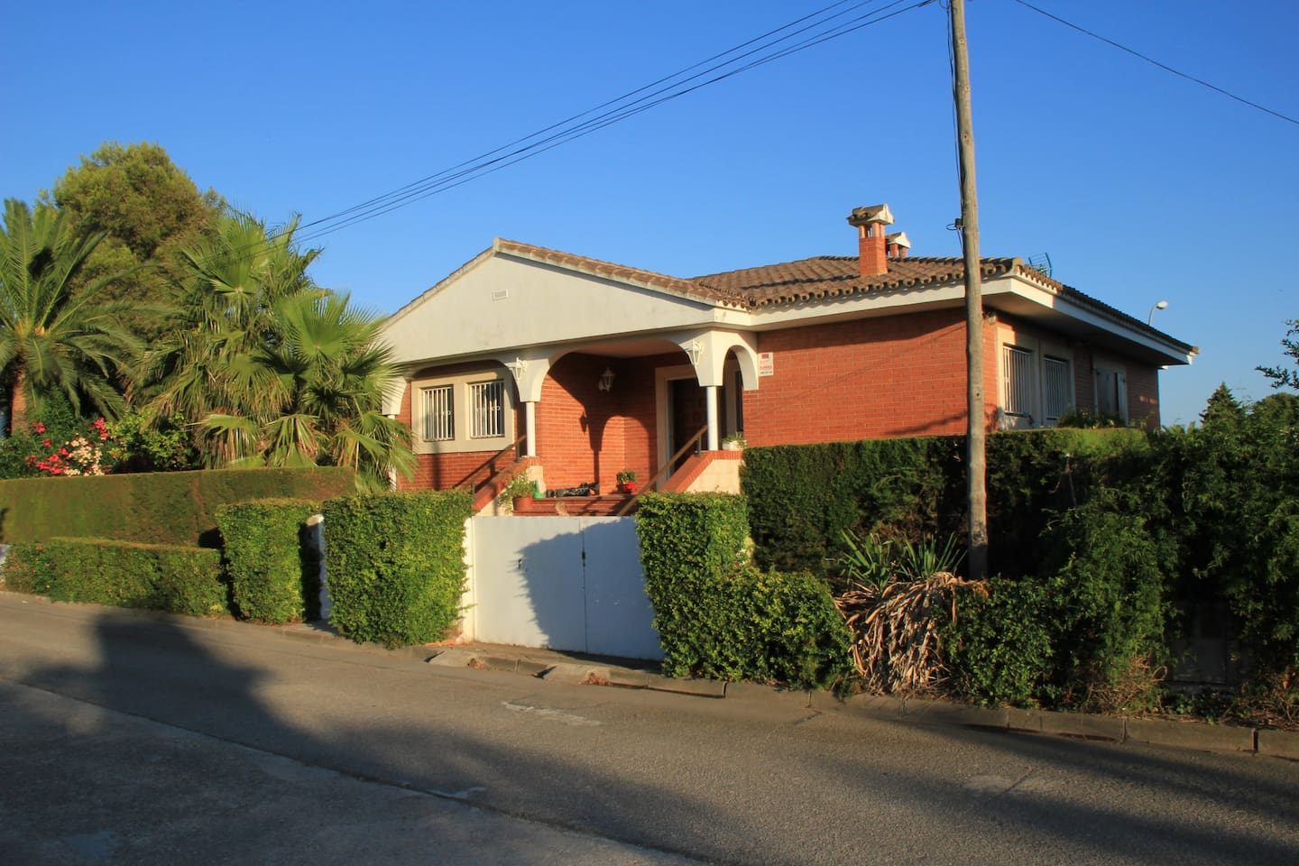 House with entrance