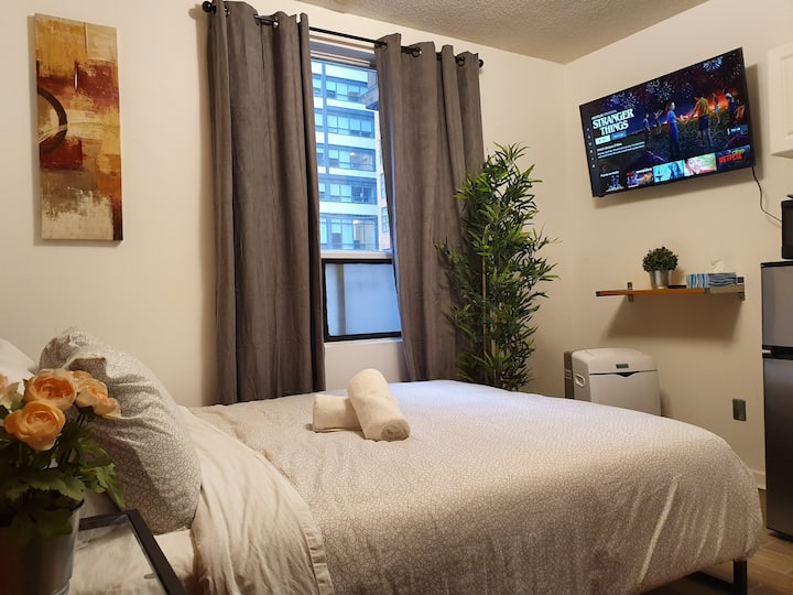Cozy, Convenient and Centrally Located Room