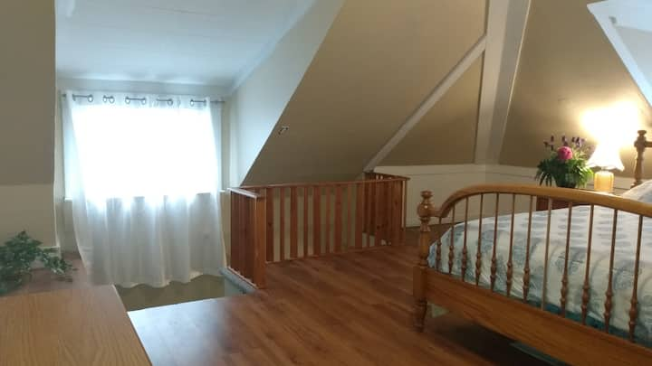 The Loft with Double Bed - Non smoking