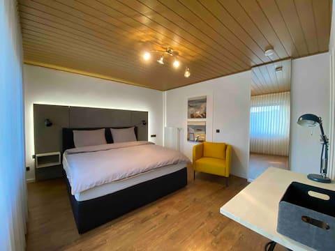 Chic privat værelse i midten af Bocholt: